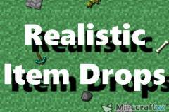真实物品掉落Realistic Item Drops Mod