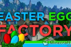 复活节鸡蛋工厂Easter Egg Factory Map