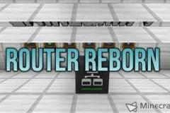 路由器Router Reborn Mod