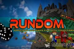 奔跑Rundom Map