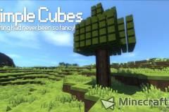 简单方块Simple Cubes材质包