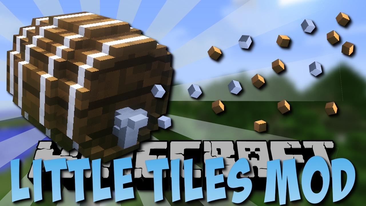 LittleTiles Mod