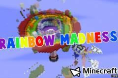 疯狂迷幻彩虹Psychodelic Rainbow Madness Map