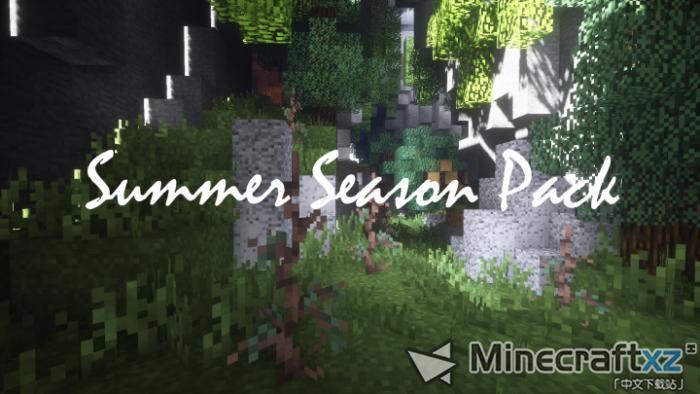 夏季材质包Summer Season-1
