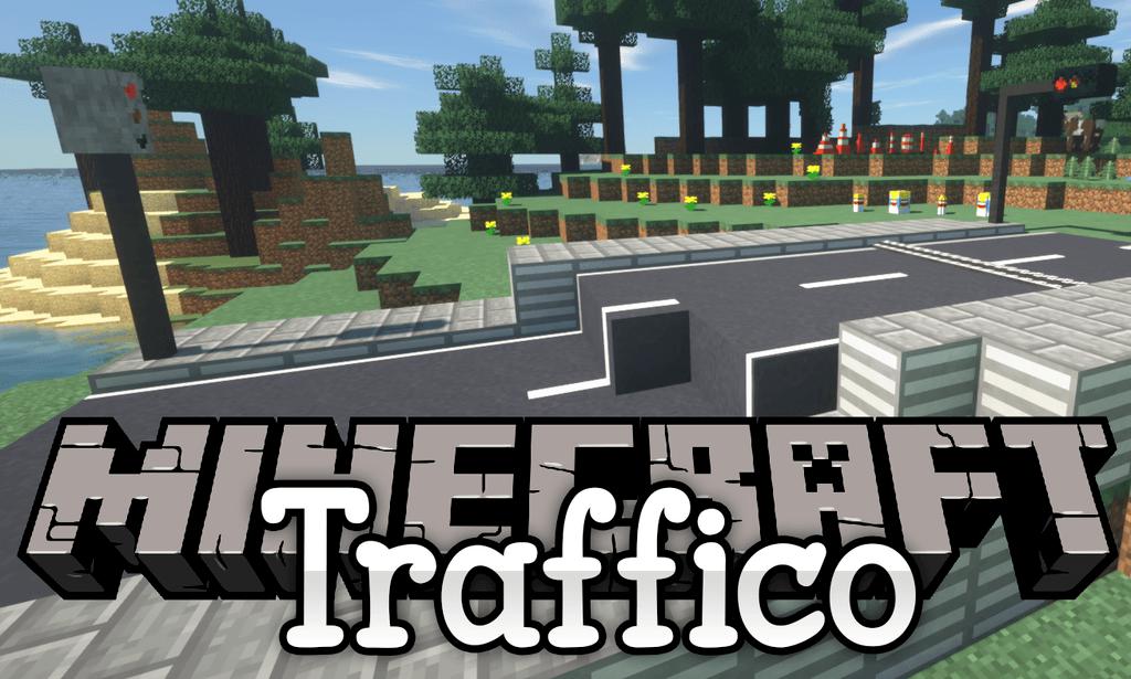 Traffico mod为我的世界标志