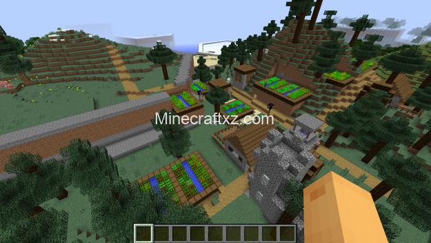 Hex Lands Mod